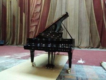 Нижнетагильская филармония получила в подарок немецкий рояль