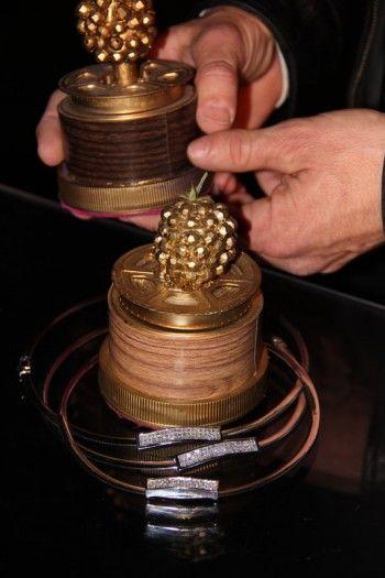 Объявлены номинанты антипремии «Золотая малина»