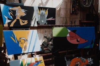 Уральский художник раздаст 500 своих картин