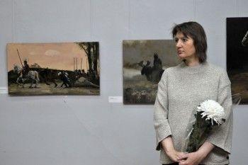 Картины тагильской художницы с видами на Демидовский музей-завод покажут в Москве