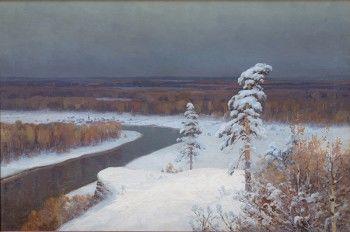 В Екатеринбургском музее искусств покажут работы известного уральского живописца, возвращённые из США