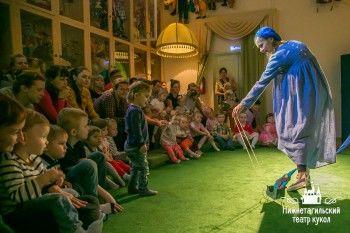 Нижнетагильский театр кукол ждут в Магадане