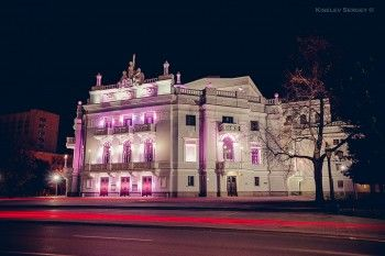 Екатеринбург вошёл в тройку театральных городов России