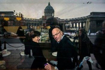 В Ельцин Центре покажут работы известного уличного фотографа Александра Петросяна