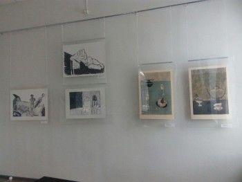 Графику молодых художников Нижнего Тагила покажут гостям музея искусств