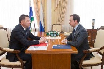 Министр культуры РФ привёз в Екатеринбург театральный марафон