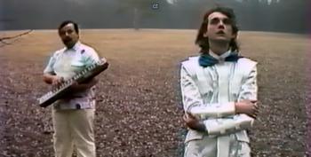 YouTube заблокировал клип 1987 года «На заре» группы «Альянс» за «накрутку» просмотров, но увидеть его всё ещё можно (ВИДЕО)