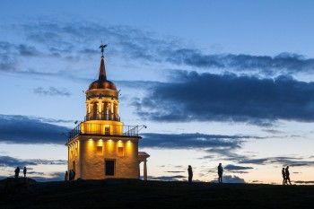 У музея в башне на Лисьей горе изменился режим работы