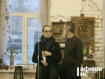 В музее искусств покажут произведения скульптора Анжелики Южаковой