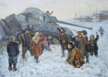 Музей искусств приглашает жителей Нижнего Тагила прочесть стихи о войне в канун Дня Победы