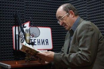 Актёры драматического театра прочли на радио отрывки из романа Булата Окуджавы