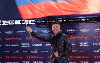 Сергей Лазарев выступит на «Евровидении» 16 мая
