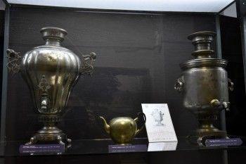 Секреты русского чаепития раскроет новая выставка в Нижних провиантских складах