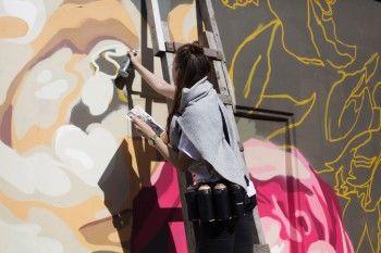 Стрит-арт-фестиваль «Стенограффия» объявил приём заявок для художников