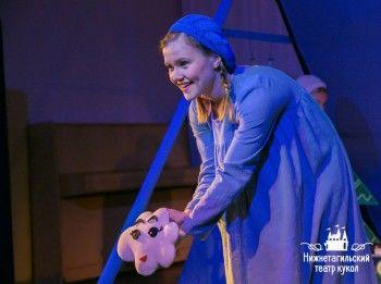 Актриса театра кукол Нижнего Тагила примет участие в Международной театральной школе Александра Калягина