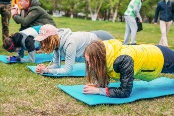 Жителей Нижнего Тагила приглашают на бесплатные тренировки в городские парки