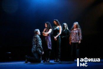 Спектакль драматического театра Нижнего Тагила получил спецприз жюри фестиваля «Браво!»