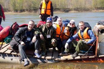 Битва богатырей и речной слалом. Сезон сплавов по Чусовой откроется тематическим фестивалем