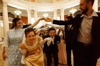 Первый Троицкий молодёжный бал в Нижнем Тагиле собрал более сорока танцоров