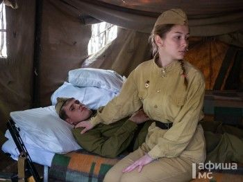 «Урал — это не только танки, но и милосердие». В Нижнем Тагиле заработал эвакогоспиталь времён Великой Отечественной войны