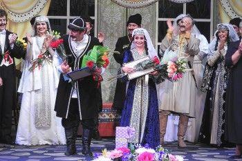 В драматическом театре назвали имена лауреатов премии Пашнина