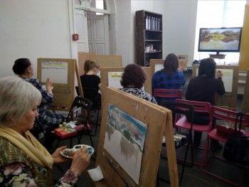 Порисовать в сквере музея искусств приглашают жителей Нижнего Тагила
