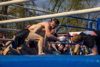 В музее-заводе Нижнего Тагила пройдёт международный турнир по боям без правил