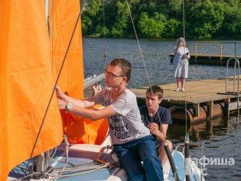 В Нижний Тагил приедут 60 юных яхтсменов на первенство области по парусному спорту