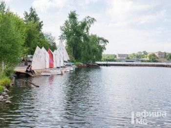 В субботу к парку Демидовской дачи причалят алые паруса