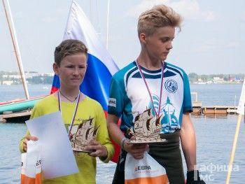 Четыре медали областного первенства по парусному спорту остались в Нижнем Тагиле