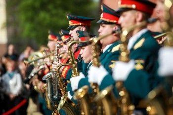 Военный оркестр Тагильской ракетной дивизии набирает музыкантов
