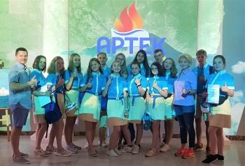 Участники проекта «Детский форсайт» побывали на тематической смене в «Артеке»
