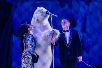 Бурунов и Григорьев-Аполлонов рекомендуют. В Нижнем Тагиле покажут цирковое шоу на льду, которое рекламируют российские звёзды