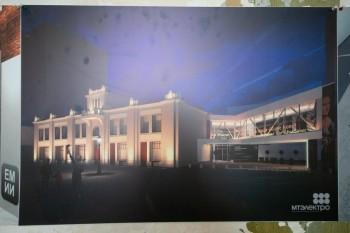 «Эрмитаж-Урал» откроется в Екатеринбурге в конце 2020 года