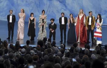 В Лос-Анджелесе назвали сериалы-лауреаты премии Emmy