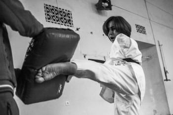 Сакинат: фотопроект Павла Волкова о сильной духом женщине