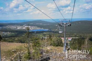 Гора Белая вошла в топ горнолыжных курортов России