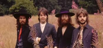 The Beatles выпустили новый клип в честь юбилея последнего альбома