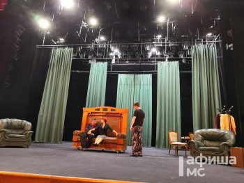 Артисты дальневосточного драматического театра привезли в Нижний Тагил шесть спектаклей