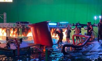 В Сети появилось первое фото со съёмок сиквела «Аватара»