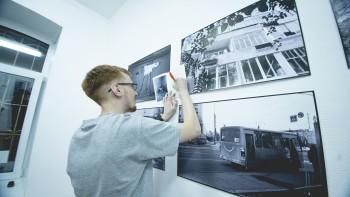 В Нижнем Тагиле открылась выставка плёночных фотографий города