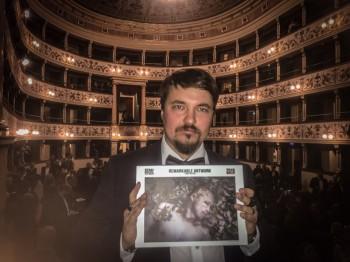 Проект тагильчанина Павла Волкова признали «выдающейся фотоработой» на конкурсе в Сиене