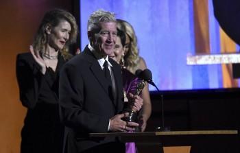 Дэвида Линча наградили почётным «Оскаром»