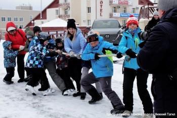 Горнолыжный сезон откроется в эти выходные на Белой