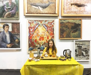 В Доме художника пройдёт выставка для любителей чая