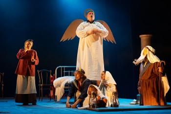 Спектакль драматического театра Нижнего Тагила вошёл в программу фестиваля театров малых городов России