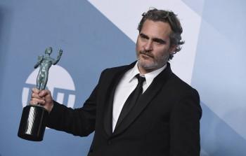 Хоакин Феникс получил премию Гильдии киноактёров США
