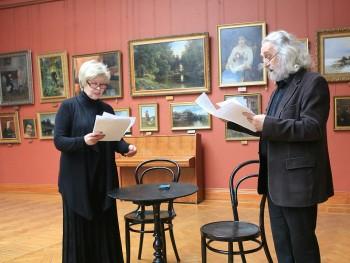 В музее искусств будут читать стихи Зинаиды Гиппиус в честь 150-летия поэтессы