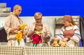 Нижнетагильские театр кукол и драматический снова поедут на «Большие гастроли»