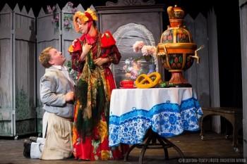 Весной на сцене Молодёжного театра Нижнего Тагила выступят артисты из Зеленограда
